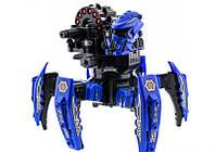Робот-паук радиоуправляемый Keye Space Warrior с ракетами и лазером (синий), фото 1