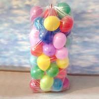 Мешок прозрачный для транспортировки надутых шаров