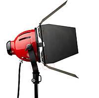Галогенная лампа Pro 800w Red Head 220V-240V с шторками