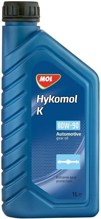 Трансмиссионное масло MOL Hykomol K GL-5 80W-90 1 л