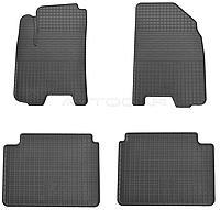 Коврики резиновые для Chevrolet Aveo 04- /Lacetti 04- (Stingray Budget)
