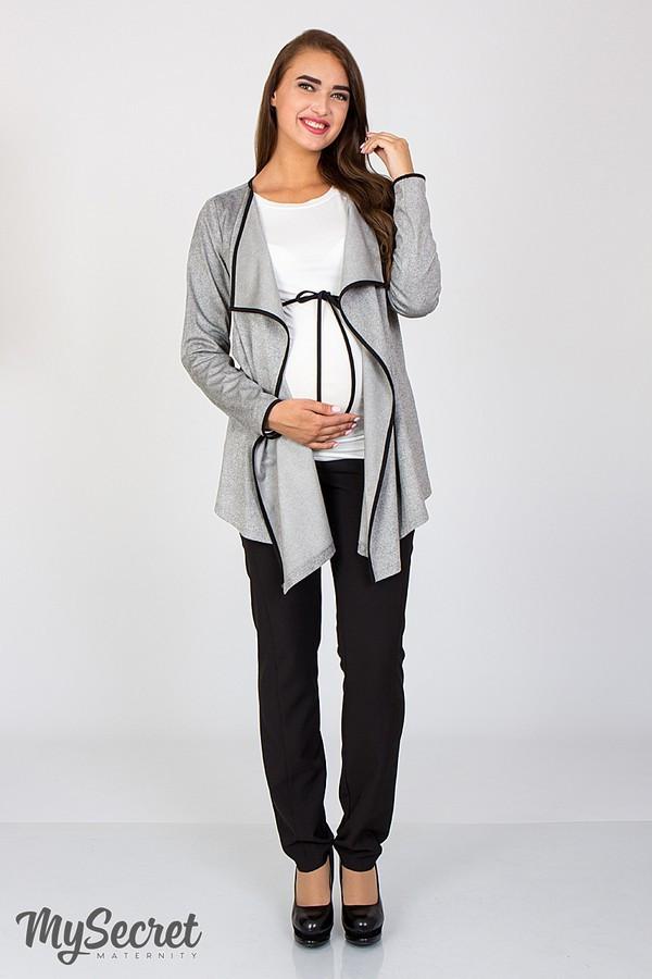 Узкие брюки для беременных Lavera TR-36.021