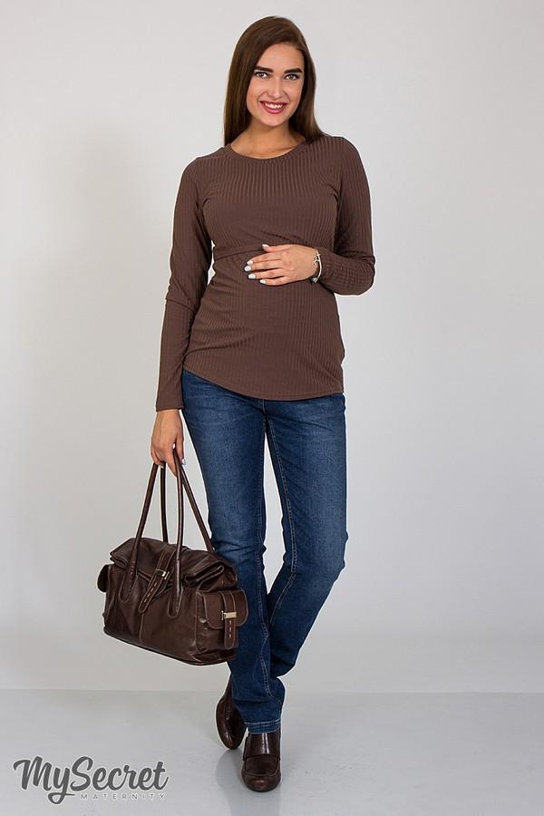 Прямі джинси для вагітних Charlize DM-1.2.2