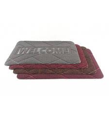 2069 Дверной коврик 40х60 см WELCOME