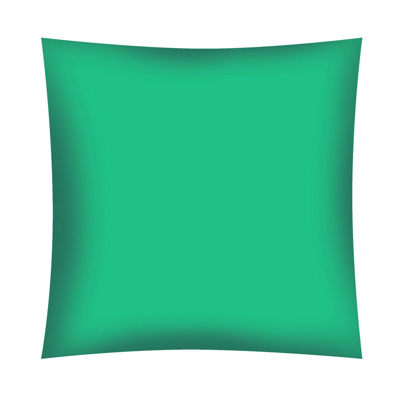 Однотонная бязь Темная зеленая мята