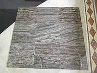 Коричневая мраморная плитка Coffee 305*305*10мм