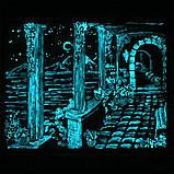Барельеф Итальянский дворик светящийся в темноте КР 908 камень светит, фото 6