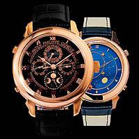 Механические Часы Patek Philippe Sky Moon Tourbillon Gold Elite