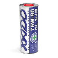Масло XADO Atomic Oil 75W-90 GL 3/4/5 1L(трансмиссионное синтетическое)