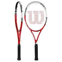Теннисная ракетка Wilson BLX2 Six one Team FRM 16X18 (WRT71081)