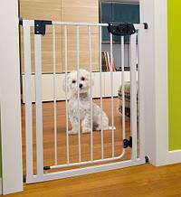 Перегородка DOG GATE для собаки кімнатна 70 x h 79 cm