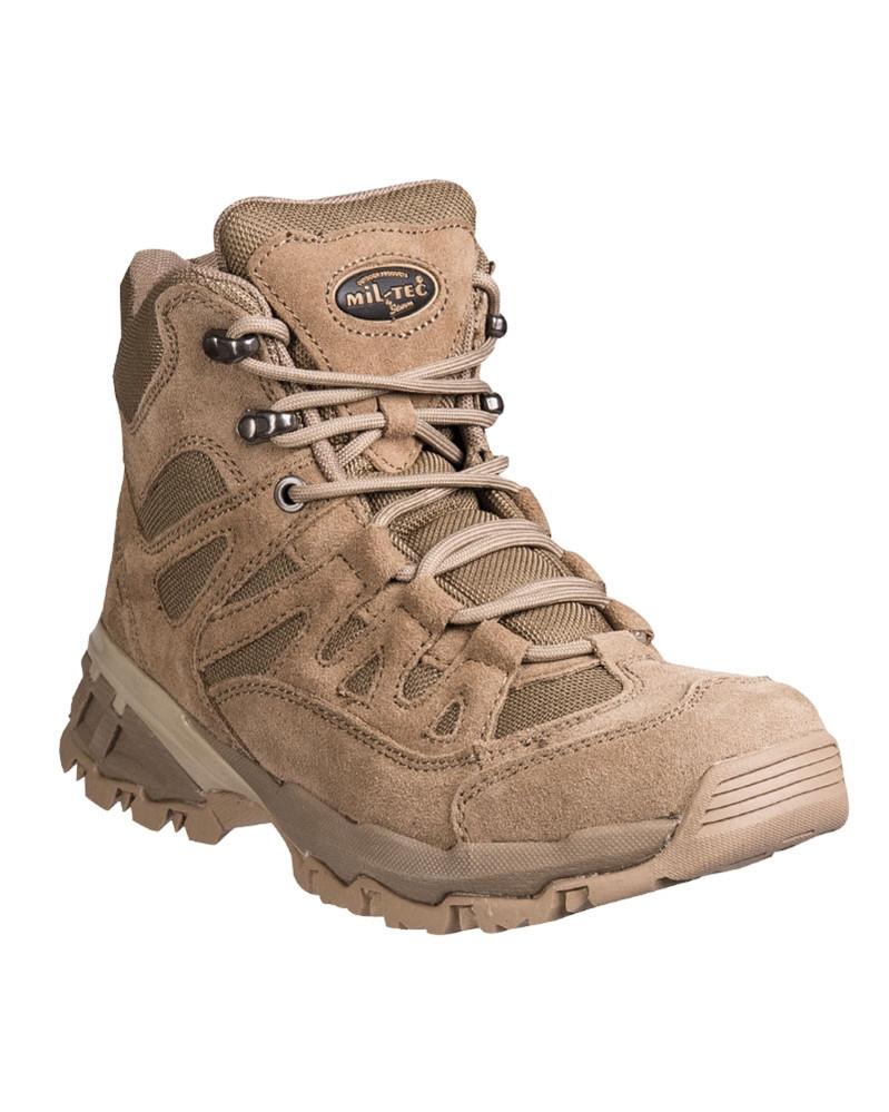 Ботинки Mil-Tec Trooper 5 (Coyote, койот)