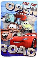 Флисовый плед Макквин (Тачки) от Disney-Pixar 100*150см в кроватку, коляску, коврик для игр