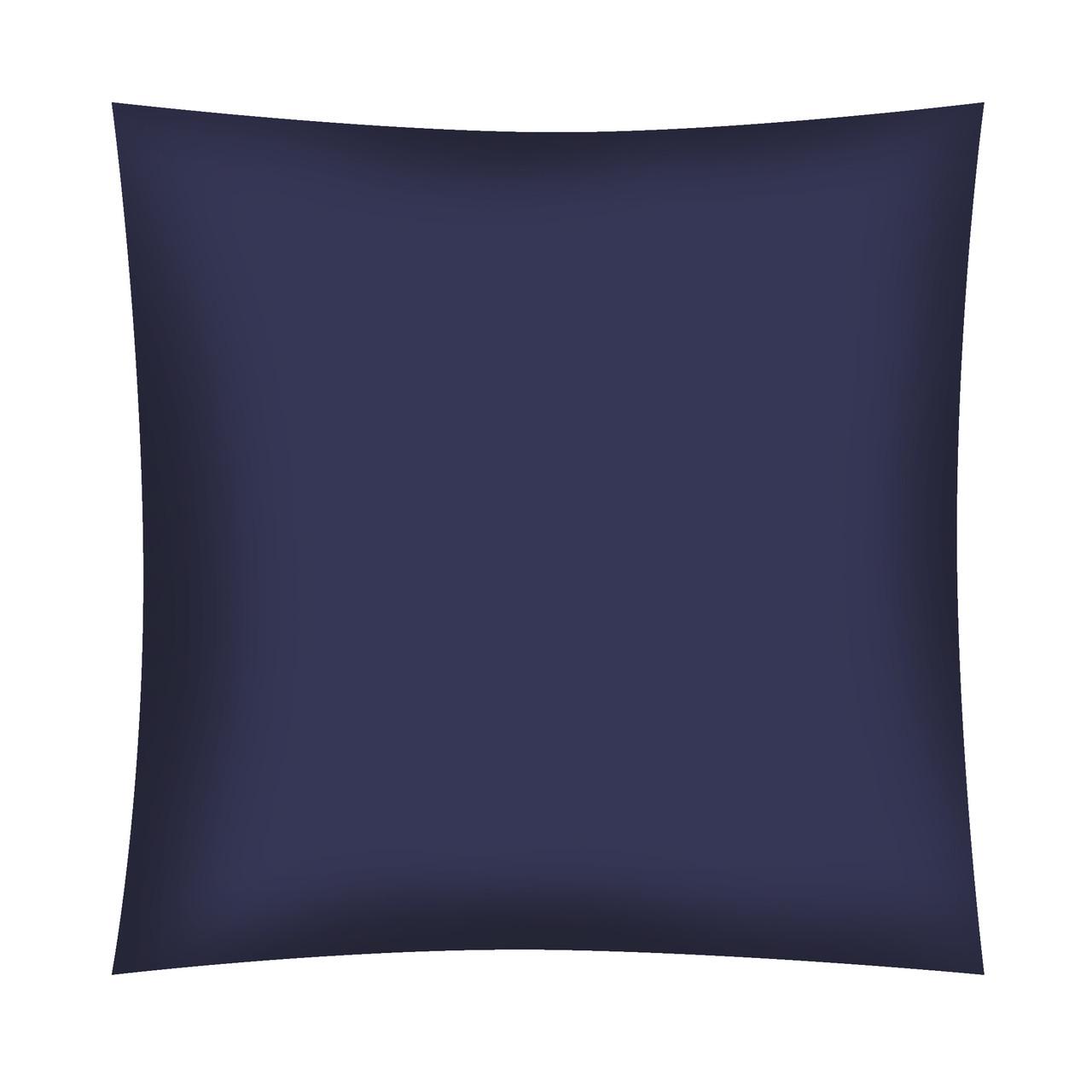 Однотонная Синяя бязь