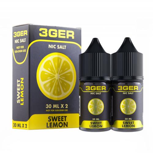 3Ger Salt Sweet Lemon 30мл