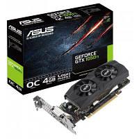 Видеокарта ASUS GeForce GTX1050 Ti 4096Mb OC LP (GTX1050TI-O4G-LP-BRK), фото 1