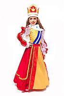 """Королева """"Элизабет"""" детский карнавальный костюм"""