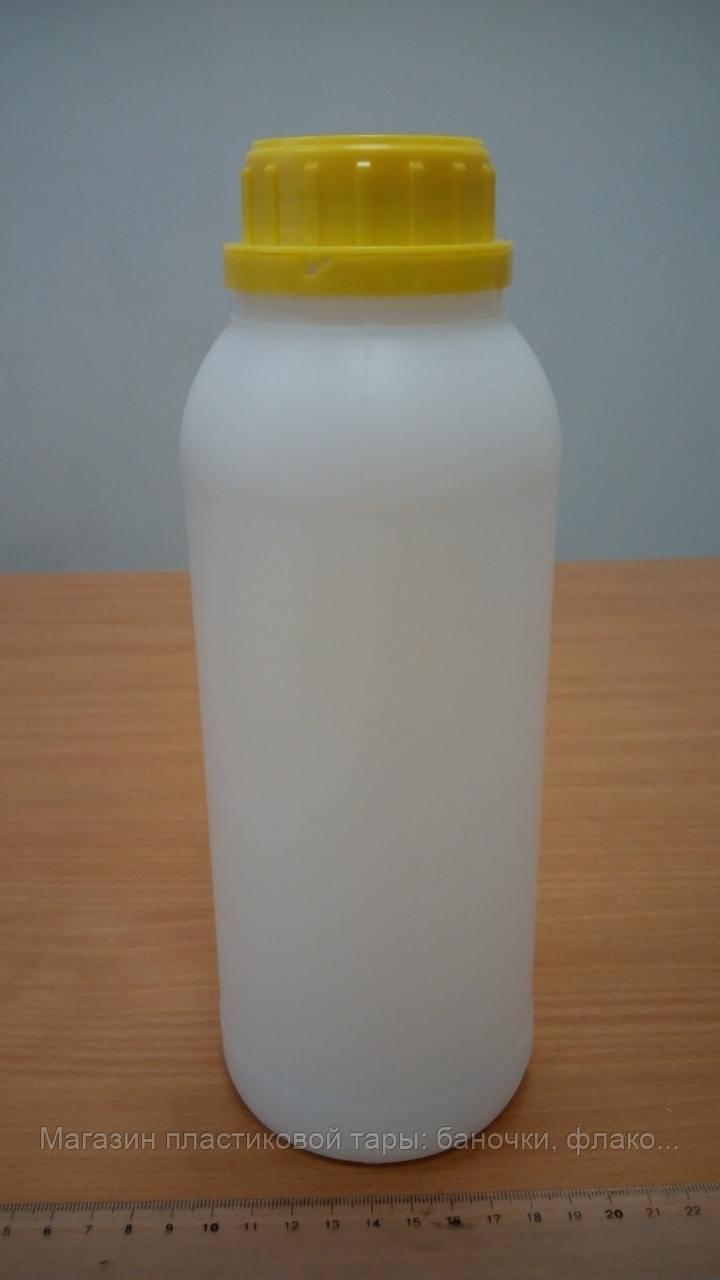 Канистра пластиковая 1л для агрохимии