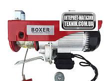 Тельфер лебідка BOXER BX-562 500 кг. 2000 W, фото 3