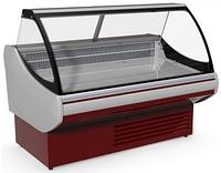 Універсальна холодильна вітрина Juka SGL160