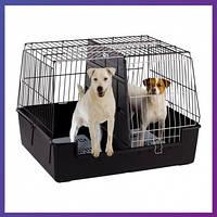 Ferplast ATLAS VISION Клетка перевозка - переноска для собак