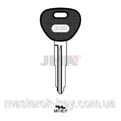 Заготовка автомобильного ключа MITSUBISHI MIT8DP JMA