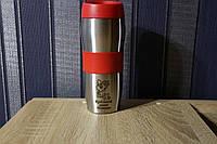 Красивый подарок на 8 марта - термокружка с гравировкой рисунка, фото 1
