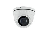 IP 2Мп видеокамера DT уличная купольная вариофокальная POE 2.8...12 мм