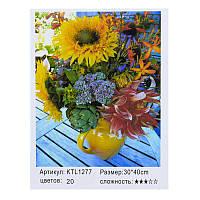 Картина по номерам KTL 1277 (30) в коробке 40х30