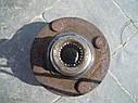 Ступица (ступичка) передняя Nissan Almera N15 Sunny B14 1995-2000г.в..4 шпильки 25 зубьев, фото 4