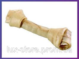 Ferplast GOODBITE FUN 3914 Жевательная кость для собак, 100% воловья кожа