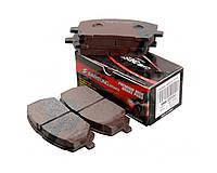 Колодки тормозные передние LEXUS/TOYOTA RX (XU1) 00-03/HARRIER HIGHLANDER I 01-07. SMB23703 (SAMSUNG)