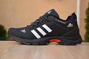 Кроссовки Adidas Climaproof, черные с белым