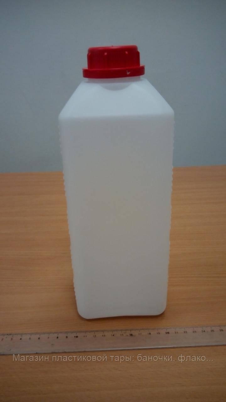Канистра пластиковая 2л