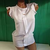 Женская нарядная шифоновая блузка Сьюзи, фото 6