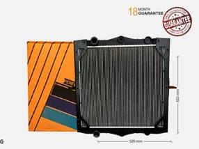 Радіатор з рамою [perfekt cooling] DAF LF45,