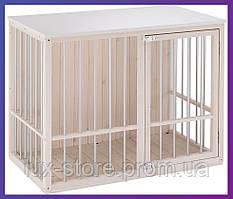 Клетка комнатная для собак Ferplast DOG FORT