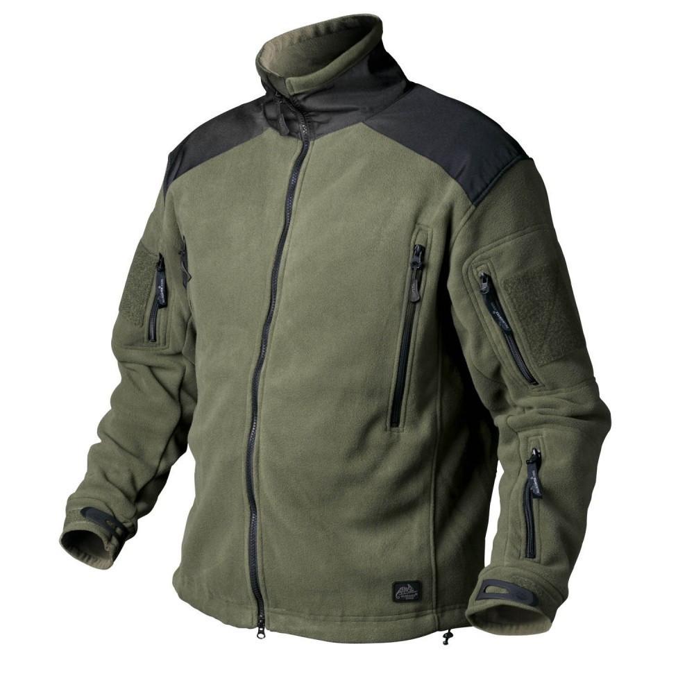 Флисовая кофта Helikon-Tex LIBERTY Olive/black (BL-LIB-HF-16)
