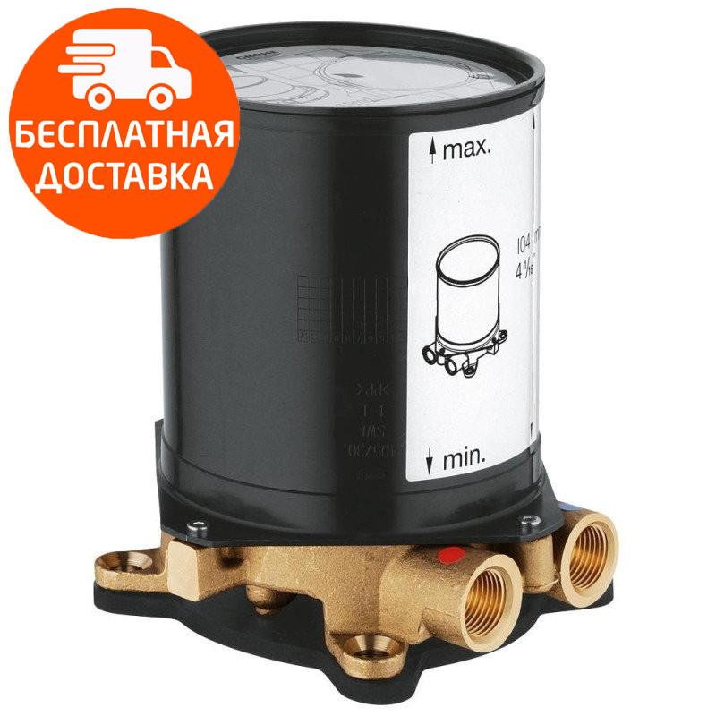 Монтажный комплект для напольного смесителя Grohe 45984001 хром