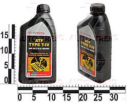 Масло TOYOTA ATF T4 08886-81015, 1QT. 00279-000T4 (TOYOTA)