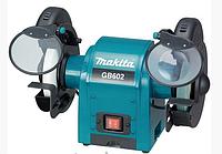 Электрическое точило с двумя шлифовальными кругами Makita GB602 ALC