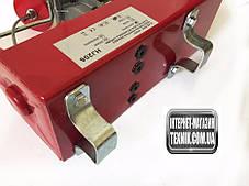 Тельфер лебедка EURO CRAFT 300/600 кг, фото 3