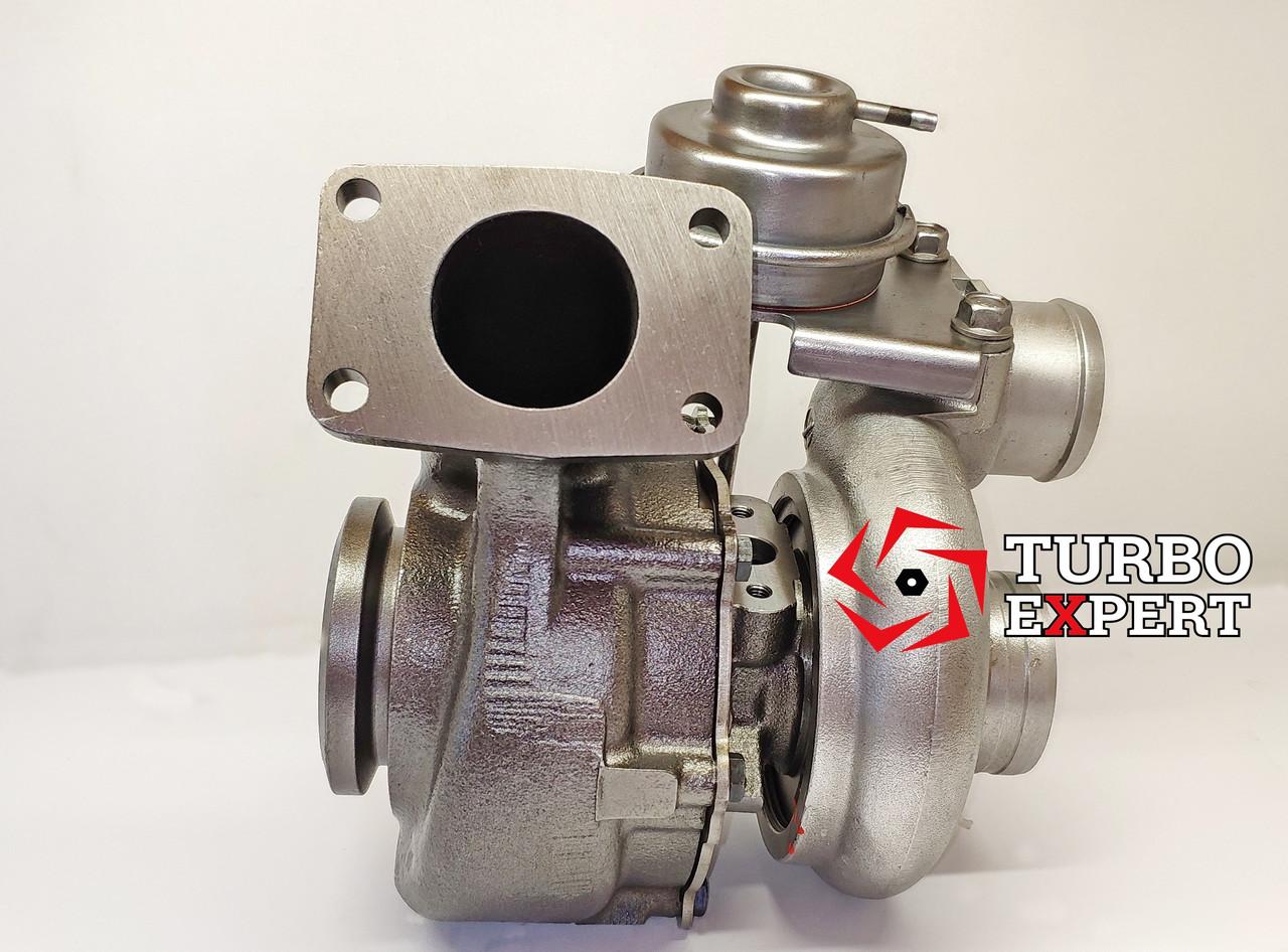 Турбина Volkswagen Crafter 2.5 TD 109 HP 49T77-07460 2006+ REMAN, BJK / BJJ, 076145702B, 076145701J