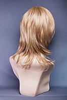 Длинный ровный парик №19,цвет мелирование светло-русый с золотинкой, блонд