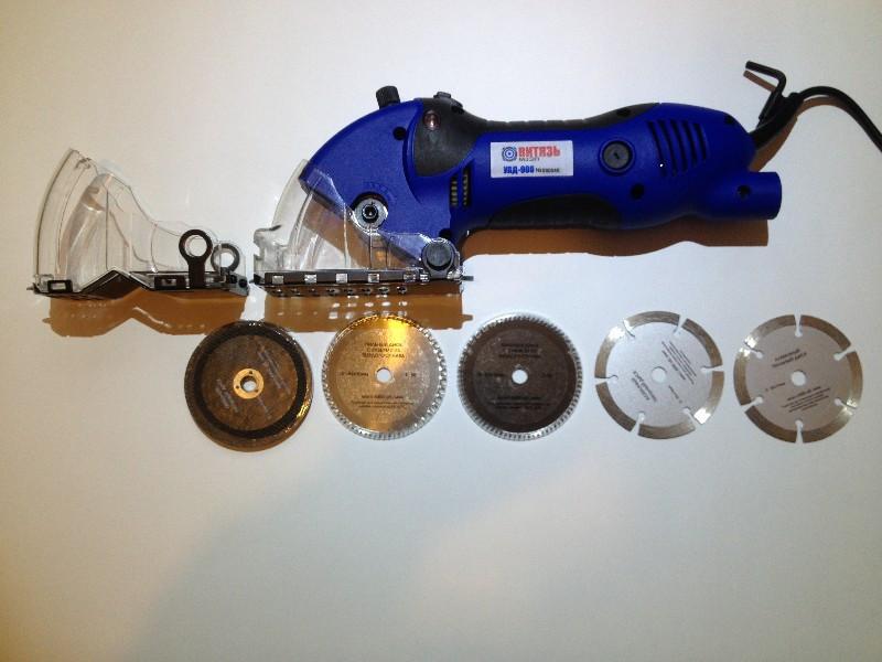 Универсальная дисковая пила (Роторайзер) Витязь УПД-900