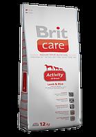 Brit Care (Брит Кеа) Endurance (12 кг) корм для взрослых активных собак с уткой и рисом