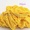 Плюш Минки (minky) Желтые пупырышки