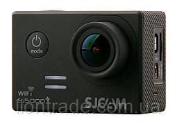 Экшн камера SJCam SJ5000+ WIFI 1080p 60 к/сек оригинал (черный)
