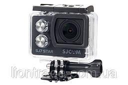 Экшн камера SJCam SJ7 STAR 4K Wi-Fi оригинал (черный)