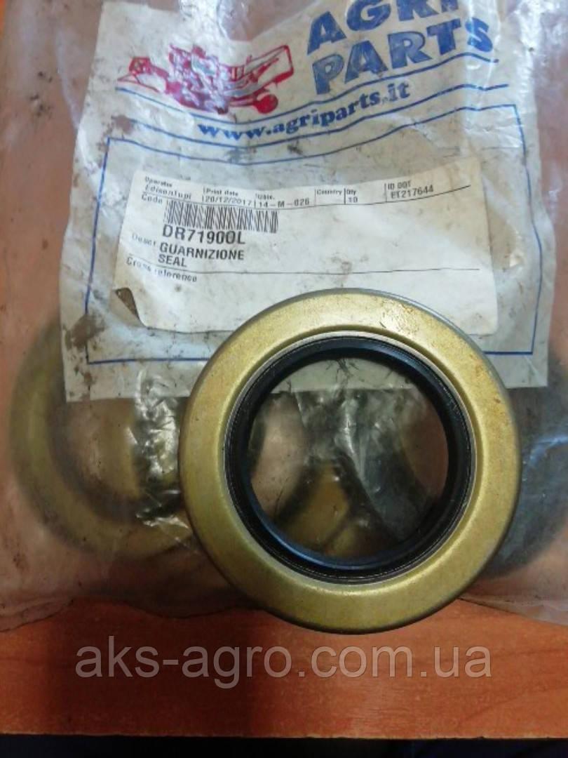DR7190OL Манжета металева (50х80х10), Olimac Drago